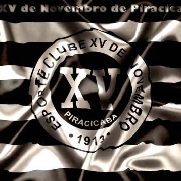 Informações da nova avaliação do XV de Piracicaba em 2015