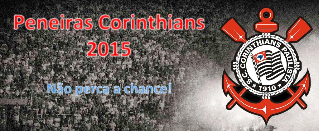 Corinthians - Avaliação de novos atletas - 2015