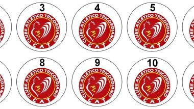 Participe das peneiras do Clube Atlético Tricordiano para equipe PROFISSIONAL!