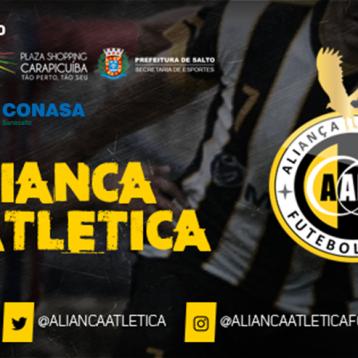 Aliança Atlética FC-CE fará peneiras em fevereiro!