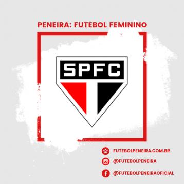 Peneiras para o Feminino do São Paulo FC!
