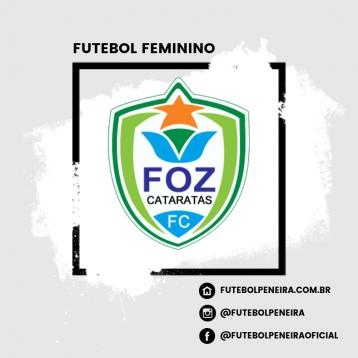 Foz Cataratas/Coritiba com peneiras para FEMININO!