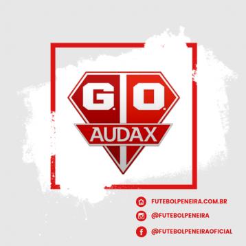 Participem das novas peneiras do Audax-SP!