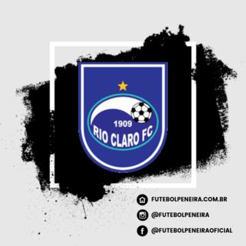 Rio Claro F.C com peneiras em Piracicaba-SP!