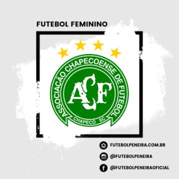 Chapecoense divulga peneira para o Futebol Feminino!