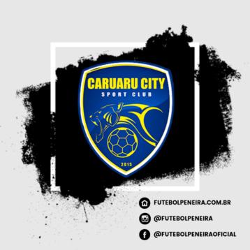 Caruaru City SC com novas peneiras!