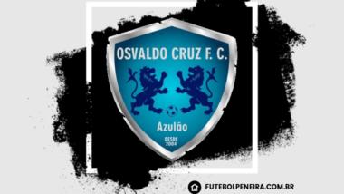 Osvaldo Cruz-SP com peneiras em andamento!