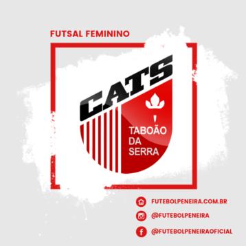 Futsal Feminino de Taboão da Serra com peneiras para goleiras!
