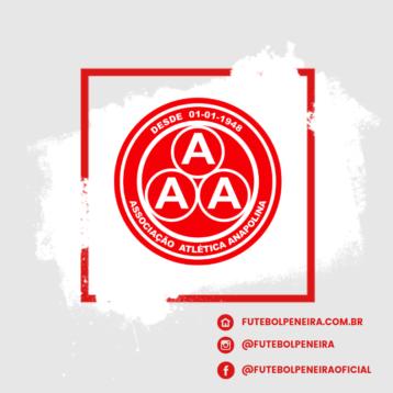 A.A Anapolina-GO divulga peneira!