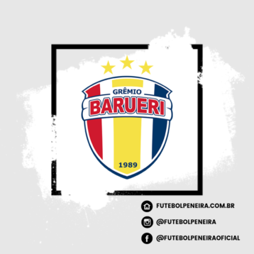 Grêmio Barueri divulga novas peneiras!