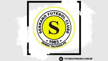 Nova peneira do Serrano FC-PE!