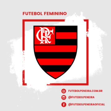 Novas peneiras do Flamengo-RJ para meninas!