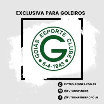 Peneiras exclusivas para goleiros no Goiás EC!