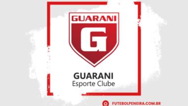Novas peneiras do Guarani de Divinópolis-MG!