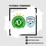 Chapecoense-Adell-SC divulga peneira para Futebol Feminino!