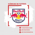 Participem das Clínicas de Futebol do Red Bull Brasil-SP!
