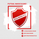 Participem das peneiras de futsal masculino do Vila Nova-GO!
