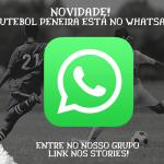 O Futebol Peneira está no Whatsapp!