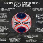 Dicas do FP para você escolher a bola ideal!