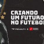 Penalty é a nova parceira do Futebol Peneira!