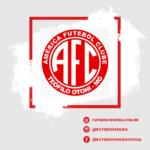 América FC de Teófilo Otoni-MG  divulga nova peneira!