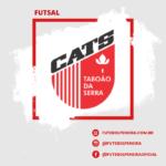 Participem das peneiras de futsal do Cats- Taboão da Serra