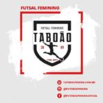 Taboão Futsal Feminino com inscrições abertas para suas peneiras!
