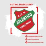 Confiram as próximas peneiras do Atlântico Futsal!