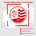 Náutico-PE com novas peneiras para o futsal masculino e feminino!